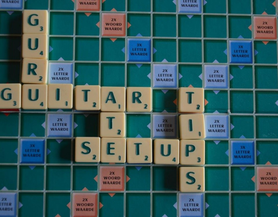 Guitar Setup - Guru Ate Tips